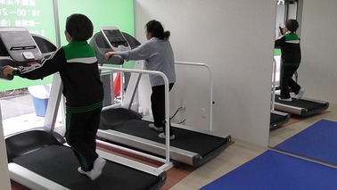 高齢者も健康寿命を延ばす為に利用しています。
